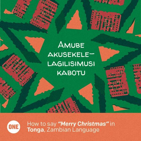 xmas graphics tonga - How To Say Merry Christmas
