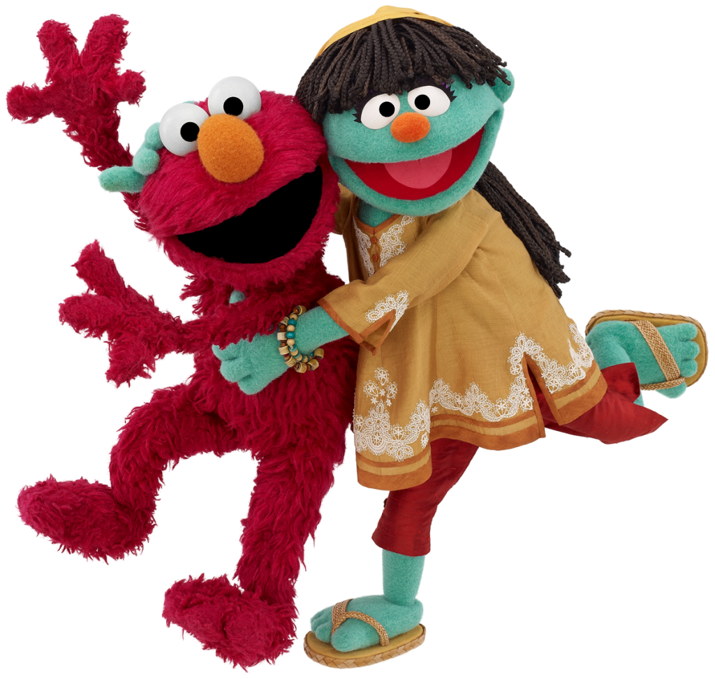 Spending World Water Day With Sesame Street S Raya One